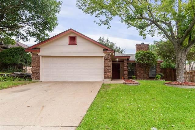 10809 Tall Oak Drive, Fort Worth, TX 76108 (MLS #14440921) :: Maegan Brest   Keller Williams Realty