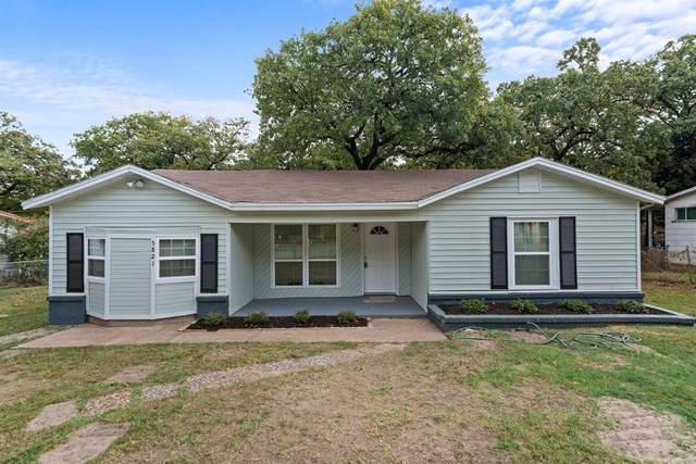 5821 Capital Street, Forest Hill, TX 76119 (MLS #14440929) :: The Mauelshagen Group