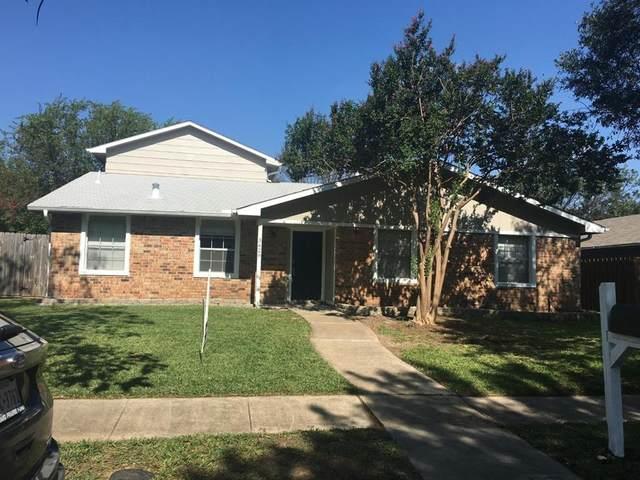 3426 S Columbine Lane, Grand Prairie, TX 75052 (MLS #14440942) :: The Chad Smith Team