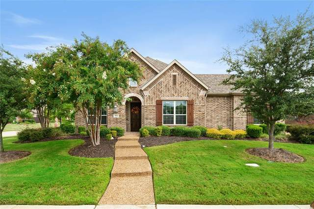 901 Stratford Drive, Prosper, TX 75078 (MLS #14440949) :: The Kimberly Davis Group