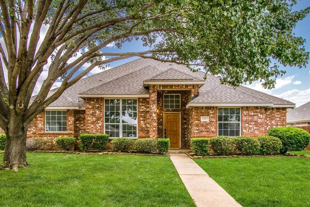 1445 Bobing Drive, Lewisville, TX 75067 (MLS #14440956) :: Real Estate By Design