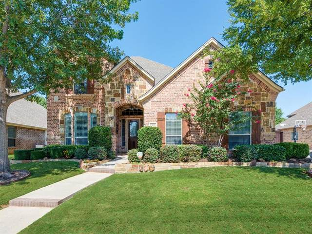8205 Westwind Lane, North Richland Hills, TX 76182 (MLS #14441013) :: The Mitchell Group