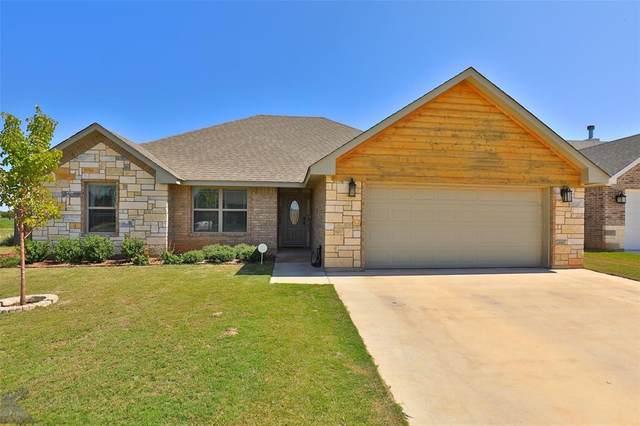7241 Tuscany Drive, Abilene, TX 79606 (MLS #14441014) :: The Chad Smith Team