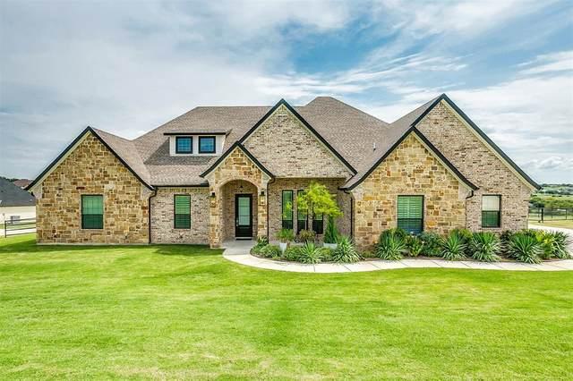 217 Canyon Creek Circle, Weatherford, TX 76087 (MLS #14441018) :: The Kimberly Davis Group