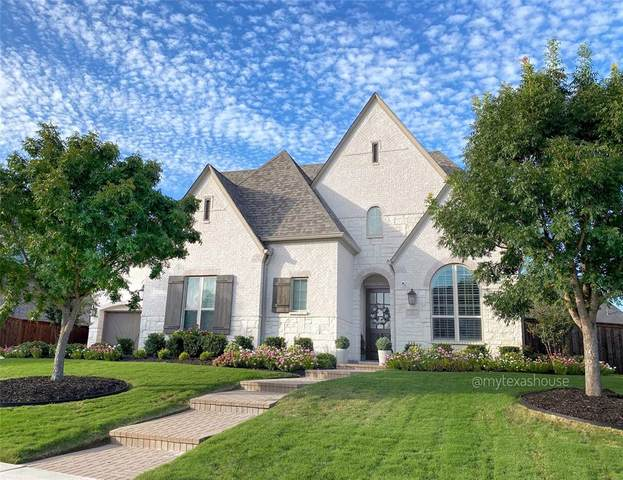 2921 Blackthorn Drive, Prosper, TX 75078 (MLS #14441020) :: The Kimberly Davis Group
