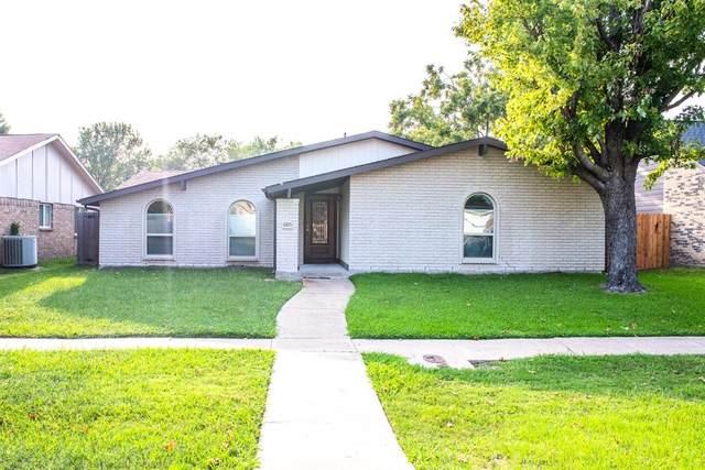 6105 Scenic Drive, Rowlett, TX 75088 (MLS #14441023) :: The Kimberly Davis Group