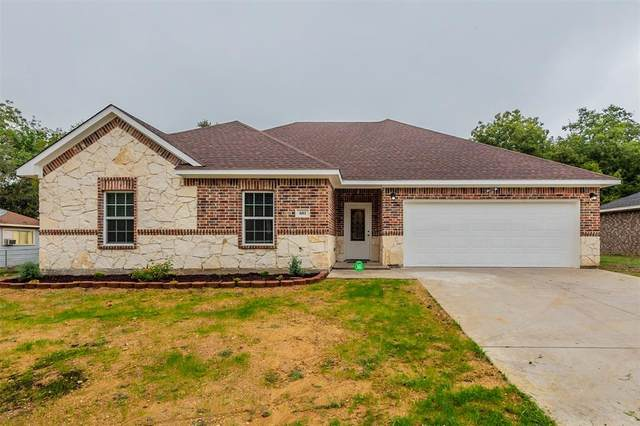 601 E Jefferson Street, Waxahachie, TX 75165 (MLS #14441032) :: Maegan Brest | Keller Williams Realty