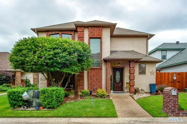 4228 S Capistrano Drive, Dallas, TX 75287 (MLS #14441034) :: Team Tiller