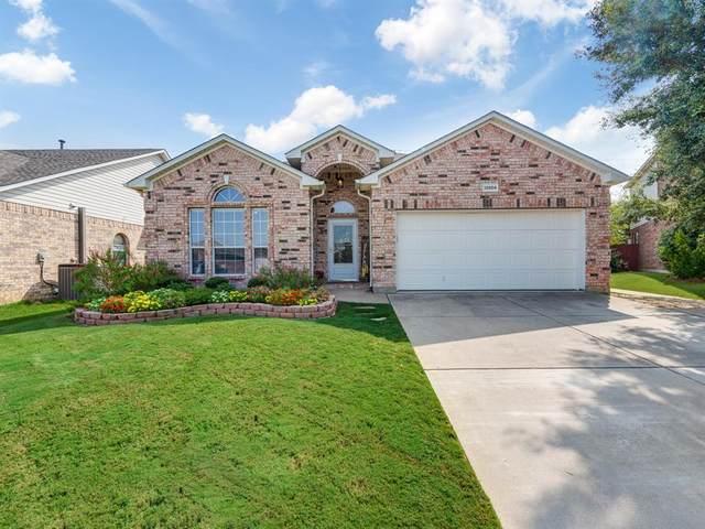 12804 Dorset Drive, Fort Worth, TX 76244 (MLS #14441074) :: The Tierny Jordan Network