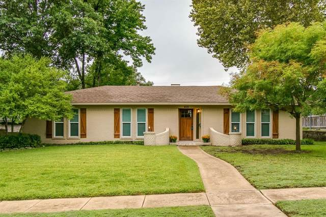 415 Ridgewood Drive, Richardson, TX 75080 (MLS #14441080) :: The Mitchell Group