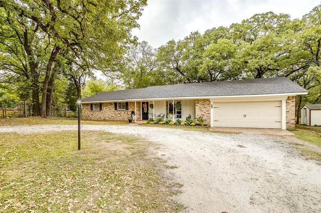 1508 County Road 429, Cleburne, TX 76031 (MLS #14441086) :: All Cities USA Realty