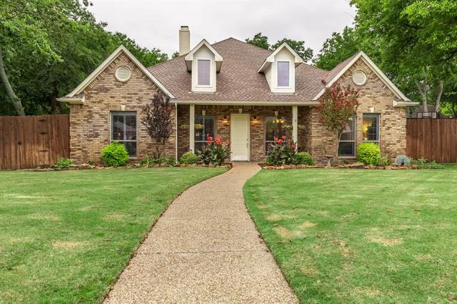 1228 Shell Beach Drive, Little Elm, TX 75068 (MLS #14441087) :: The Mitchell Group