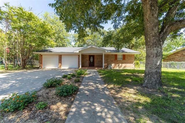 1155 N Lillian Street, Stephenville, TX 76401 (MLS #14441088) :: Real Estate By Design