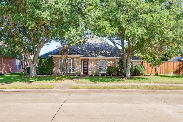 7328 Scout Drive, Plano, TX 75025 (MLS #14441105) :: All Cities USA Realty