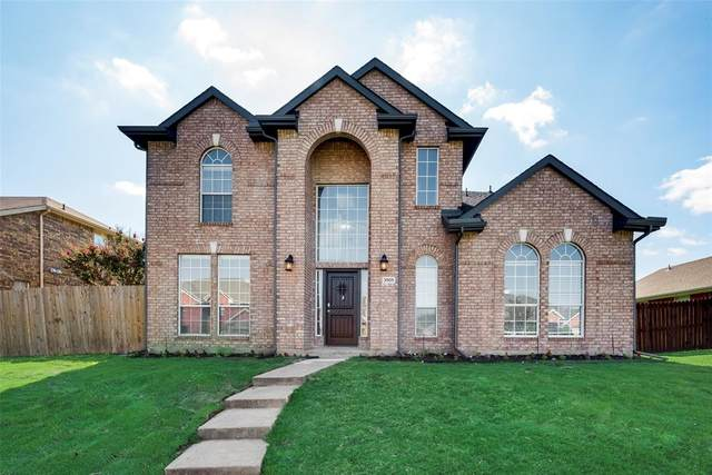 3905 Valez Drive, Carrollton, TX 75007 (MLS #14441109) :: RE/MAX Landmark