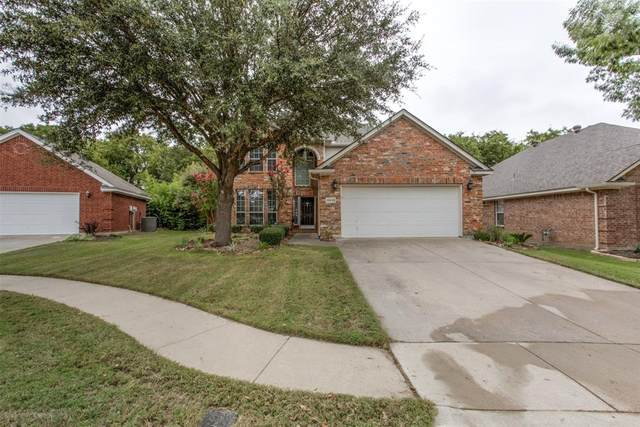 10632 Stoneside Trail, Fort Worth, TX 76244 (MLS #14441121) :: Bray Real Estate Group