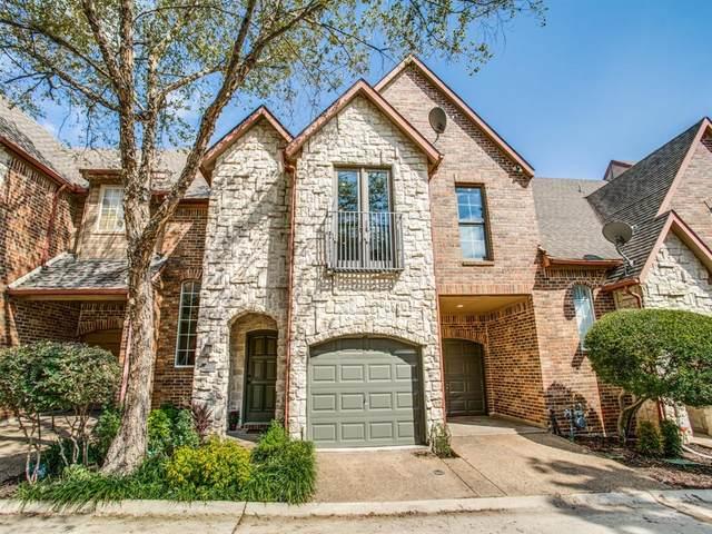 5735 Richmond Avenue H, Dallas, TX 75206 (MLS #14441142) :: Robbins Real Estate Group