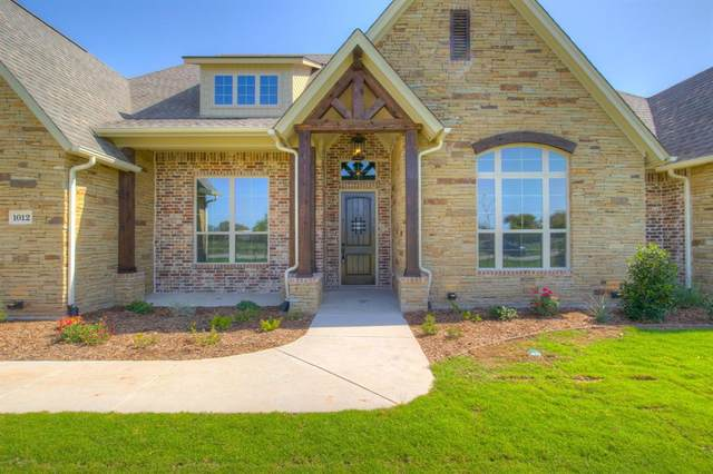 1012 Tobey Court, Aledo, TX 76008 (MLS #14441146) :: The Mitchell Group
