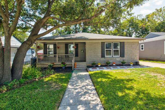 3709 Collinwood Avenue, Fort Worth, TX 76107 (MLS #14441172) :: The Chad Smith Team