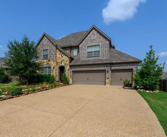 113 Martingale Trail, Oak Point, TX 75068 (MLS #14441179) :: The Mitchell Group