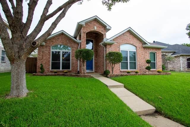 845 Summit Pointe, Lewisville, TX 75077 (MLS #14441184) :: Real Estate By Design