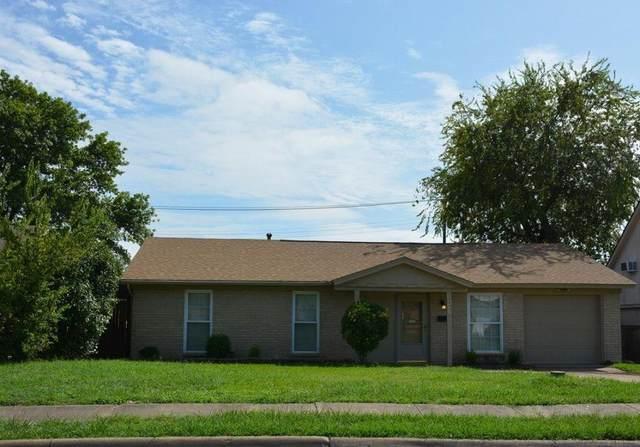 4002 Yellowstone Street, Irving, TX 75062 (MLS #14441186) :: EXIT Realty Elite