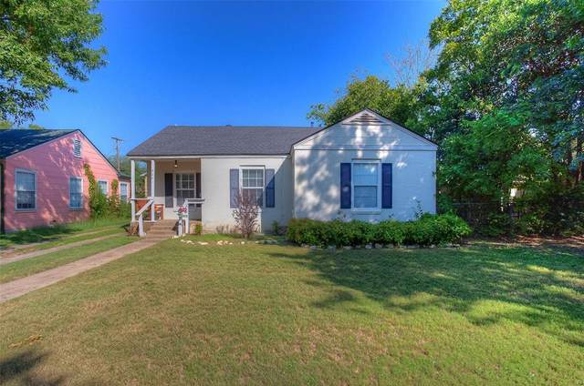 3241 Merida Avenue, Fort Worth, TX 76109 (MLS #14441197) :: The Mitchell Group
