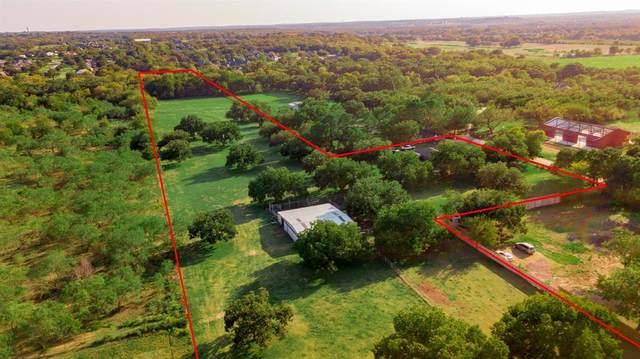 4162 Redbird Lane E, Burleson, TX 76028 (MLS #14441220) :: The Kimberly Davis Group