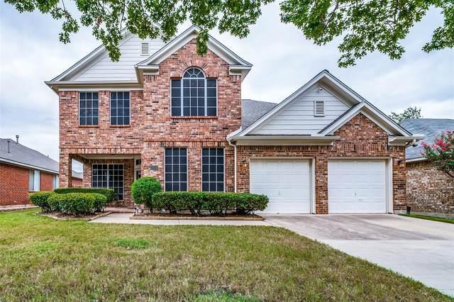 2834 Liverpool Lane, Grand Prairie, TX 75052 (MLS #14441221) :: The Hornburg Real Estate Group