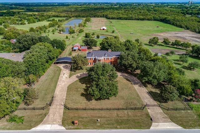 363 Town East Boulevard, Sunnyvale, TX 75182 (MLS #14441260) :: All Cities USA Realty