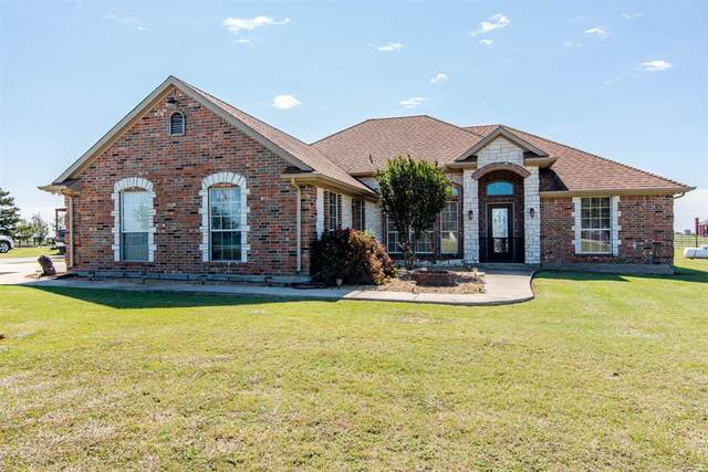 10899 Jackson Road, Krum, TX 76249 (MLS #14441297) :: The Daniel Team