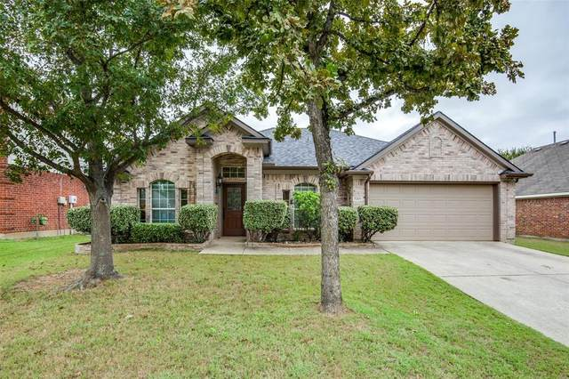 7201 Sunburst Trail, Denton, TX 76210 (MLS #14441370) :: All Cities USA Realty