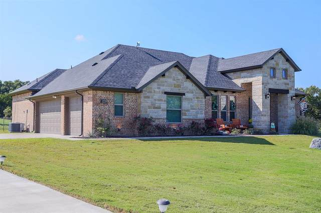 6751 Weiland Road, Weatherford, TX 76088 (MLS #14441425) :: The Mitchell Group