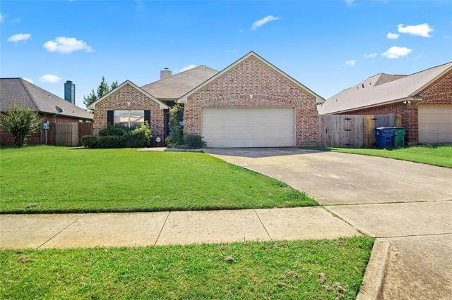 305 Highmeadow Road, Aubrey, TX 76227 (MLS #14441429) :: Bray Real Estate Group