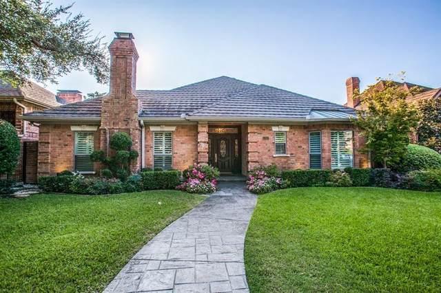12527 Matisse Lane, Dallas, TX 75230 (MLS #14441434) :: The Mitchell Group