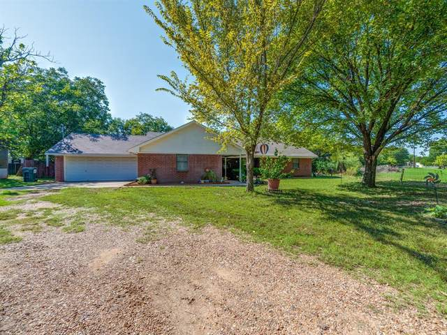 124 County Road 4877, Newark, TX 76071 (MLS #14441440) :: The Tierny Jordan Network