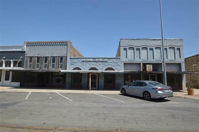 112 W Main Street, Lometa, TX 76853 (MLS #14441447) :: The Tierny Jordan Network