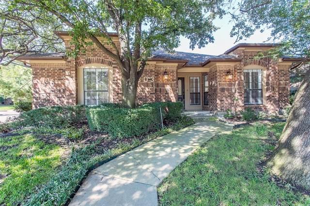 16603 Cleary Circle, Dallas, TX 75248 (MLS #14441458) :: Team Tiller
