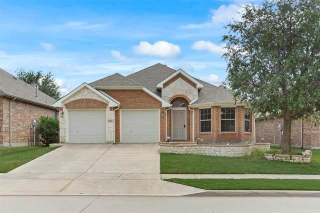 1729 Lake Way Drive, Little Elm, TX 75068 (MLS #14441518) :: Real Estate By Design