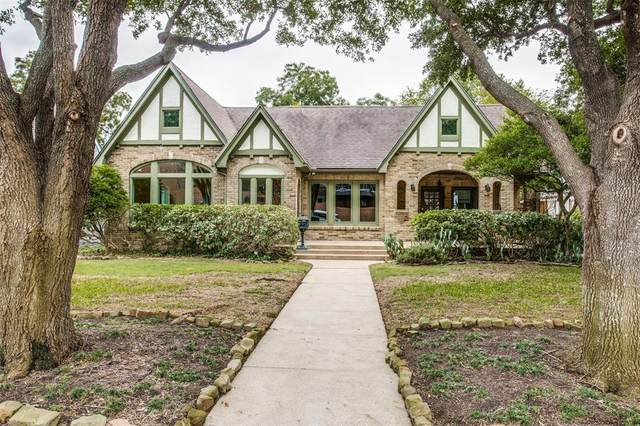 5706 Winton Street, Dallas, TX 75206 (MLS #14441540) :: Real Estate By Design