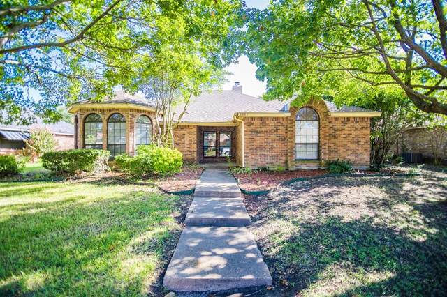 8802 Briarwood Drive, Rowlett, TX 75088 (MLS #14441574) :: The Chad Smith Team