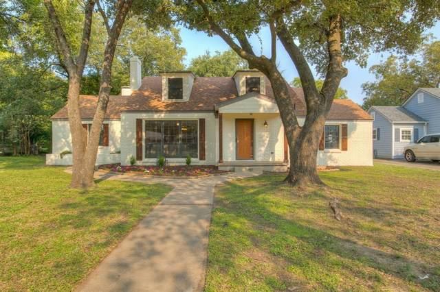 309 Bellevue Drive, Cleburne, TX 76033 (MLS #14441575) :: EXIT Realty Elite