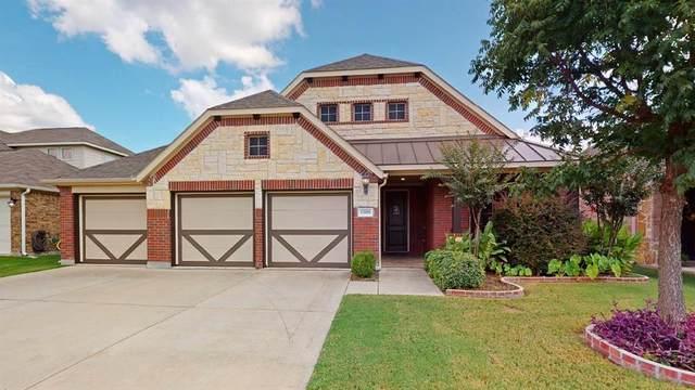 1509 Elizabeth Creek Drive, Little Elm, TX 75068 (MLS #14441622) :: Team Tiller