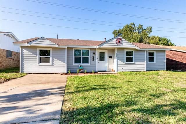 1003 Easy Street, Grapevine, TX 76051 (MLS #14441626) :: RE/MAX Pinnacle Group REALTORS