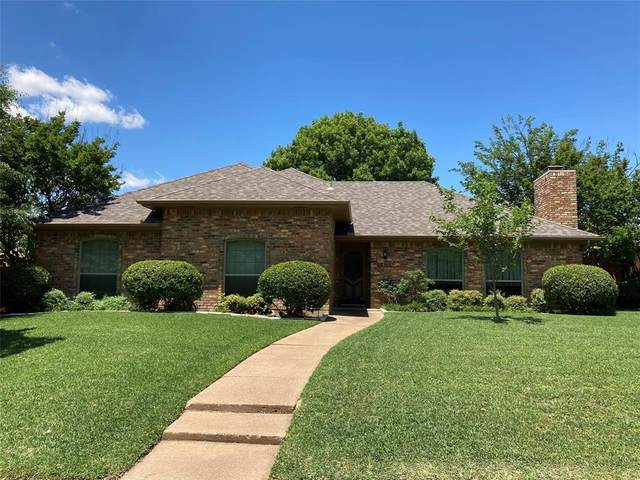 1605 Callaway Drive, Plano, TX 75075 (MLS #14441640) :: The Mitchell Group