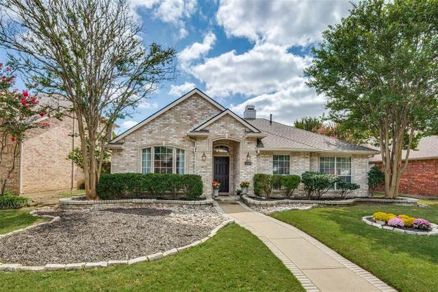 12201 Chattanooga Drive, Frisco, TX 75035 (MLS #14441654) :: All Cities USA Realty