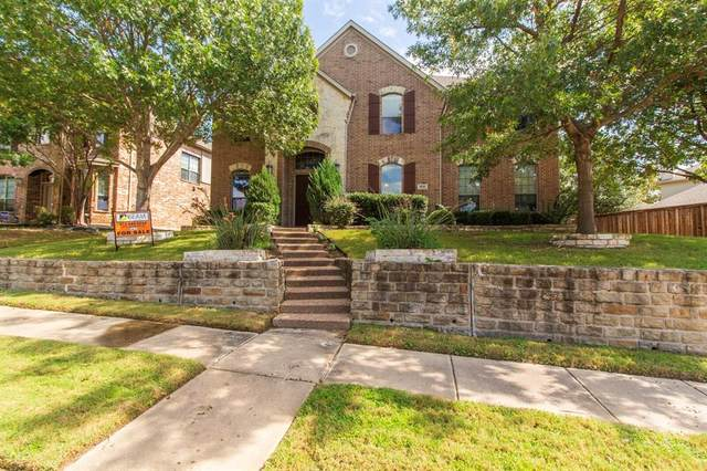 7631 Red Clover Drive, Frisco, TX 75033 (MLS #14441715) :: The Good Home Team