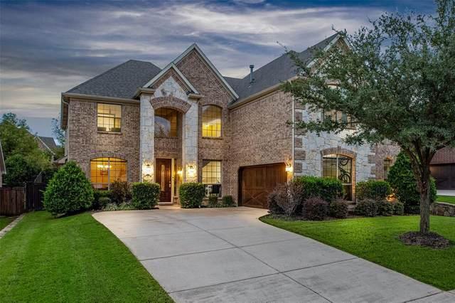 432 Misty Ridge Drive, Keller, TX 76248 (MLS #14441719) :: The Heyl Group at Keller Williams