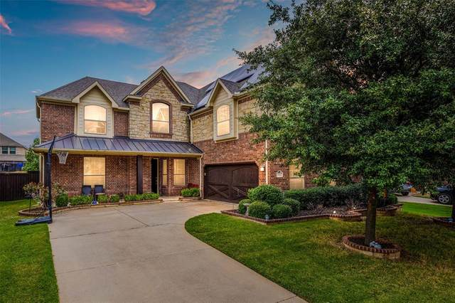 1954 Lewis Crossing Drive, Keller, TX 76248 (MLS #14441748) :: The Mitchell Group