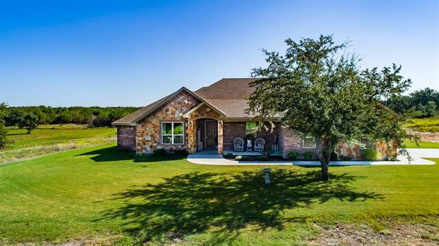 3125 County Road 491, Stephenville, TX 76401 (MLS #14441762) :: Real Estate By Design